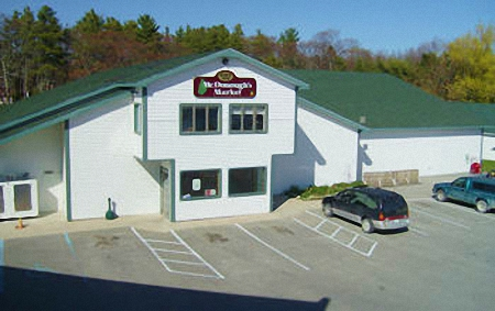 McDonough's Market Beaver Island Grocery Store
