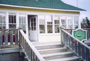 Fisherman's House Beaver Island MI rental home