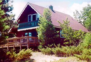 Lochwood Shores Beaver Island MI rental property