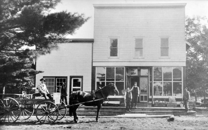McDonough Market Historical Photo